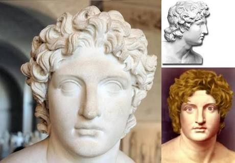 alexander the great face reconstruction - Pesquisa Google