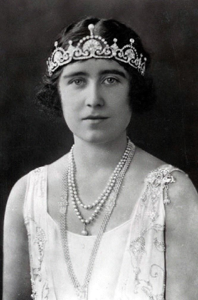 Image result for queen mother 1920s