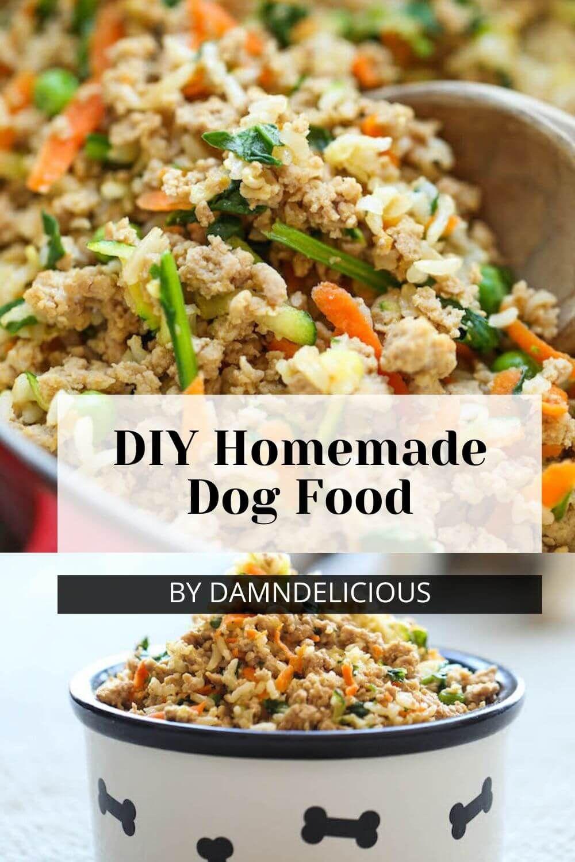 Top 10 DIY Homemade Dog Food Recipes in 2020   Dog food recipes, Homemade dog food, Turkey dog ...