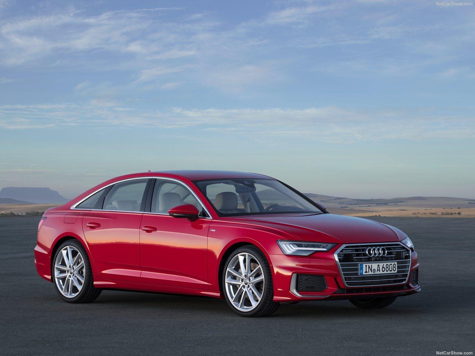 Audi A6 2019 Exterior