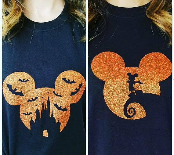Disney Halloween Shirt Ideas.Cute Disney Halloween Shirts To Wear With Family Friends