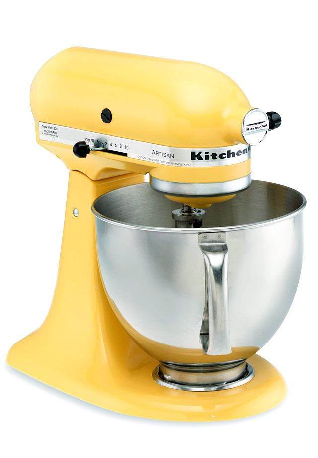 KitchenAid(R) Artisan Stand Mixer, Buttercup Yellow