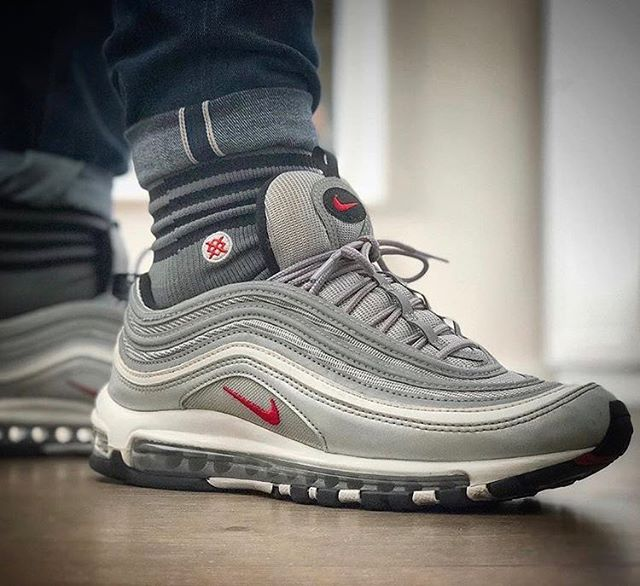 Is this the best Nike Air Max 97 colorway? By @kkarmiggelt