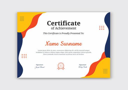 Inpixell Studio Photos Images Assets Adobe Stock Certificate Design Template Certificate Design Invoice Design Template