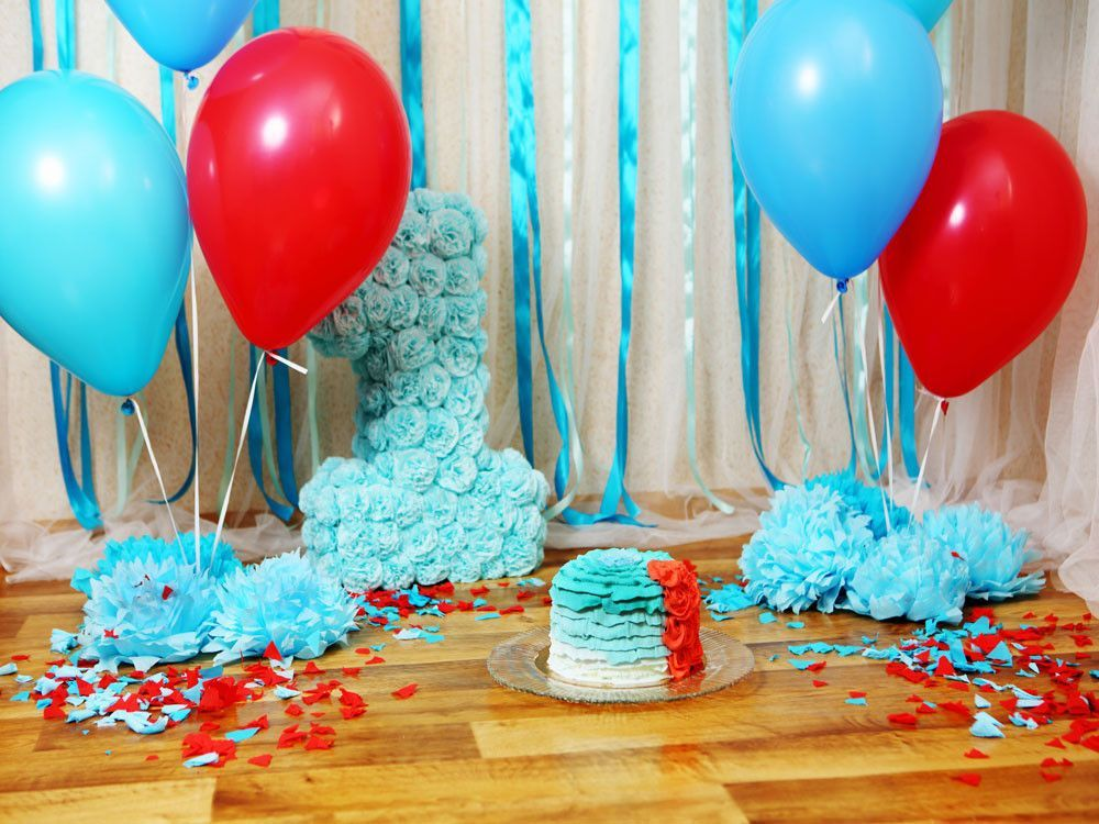 Dessert Table Party Backdrops Photo Background Balloons Backdrop
