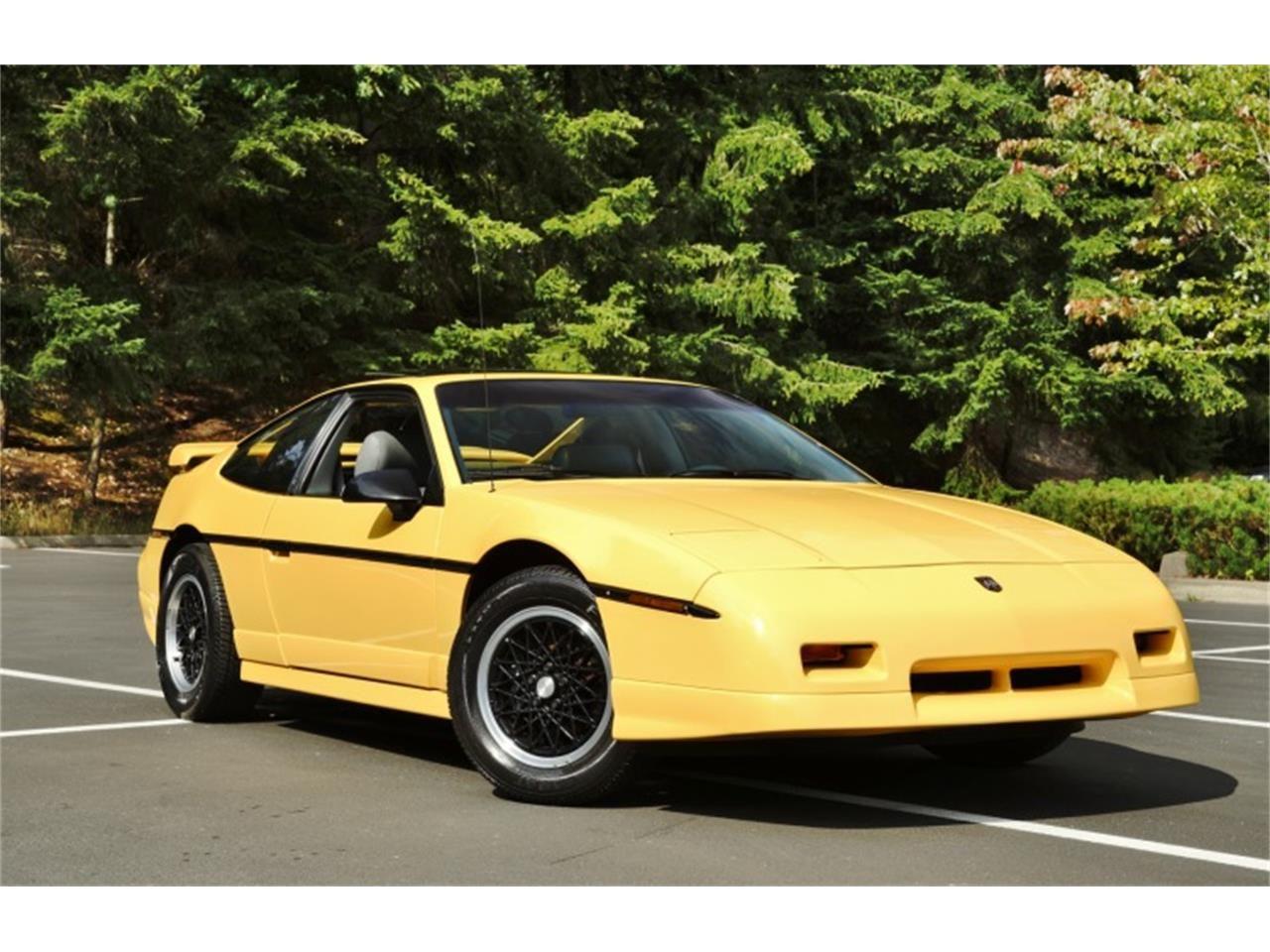 1988 pontiac fiero for sale classiccars com cc 886908 pontiac fiero pontiac pontiac grand prix pinterest