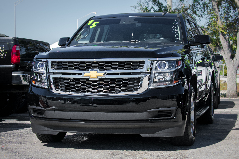 2015 Chevrolet Tahoe Lt Chevrolet Tahoe Chevrolettahoe
