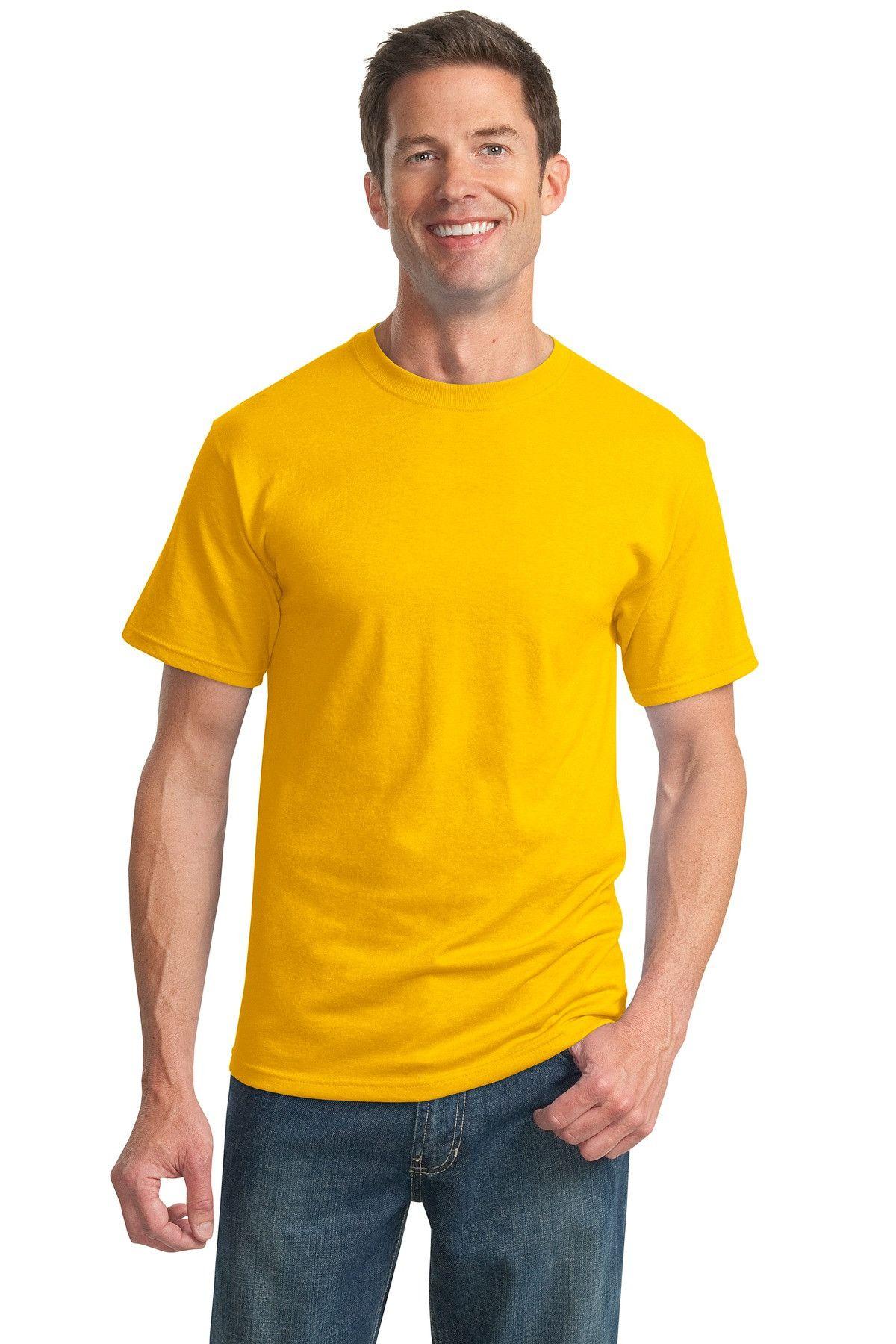 5a68dda0c4e JERZEES -Heavyweight Blend ™50 50 Cotton Poly T-Shirt.29M Island Yellow