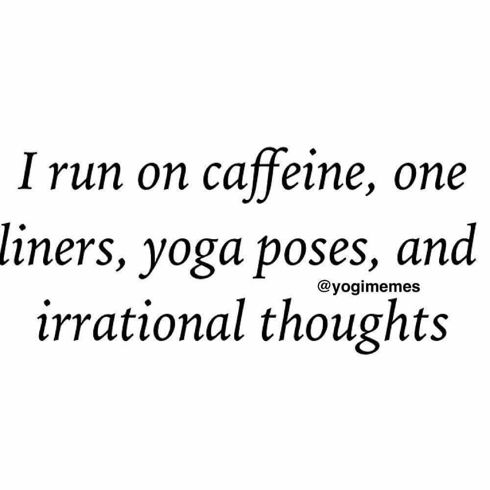 N A Yoga Quotes Funny Yoga Quotes Yoga Funny