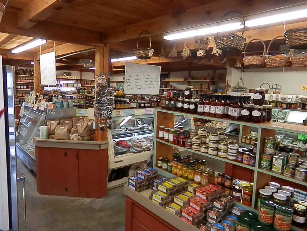 Chatham Berry Farm. Farm and farm shop, great for local