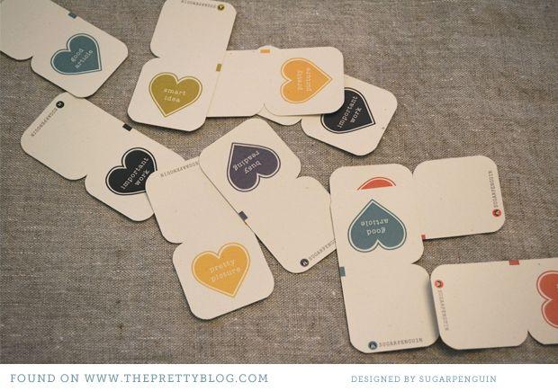Heart It Bookmarks – Free Printable | Printables | DIY
