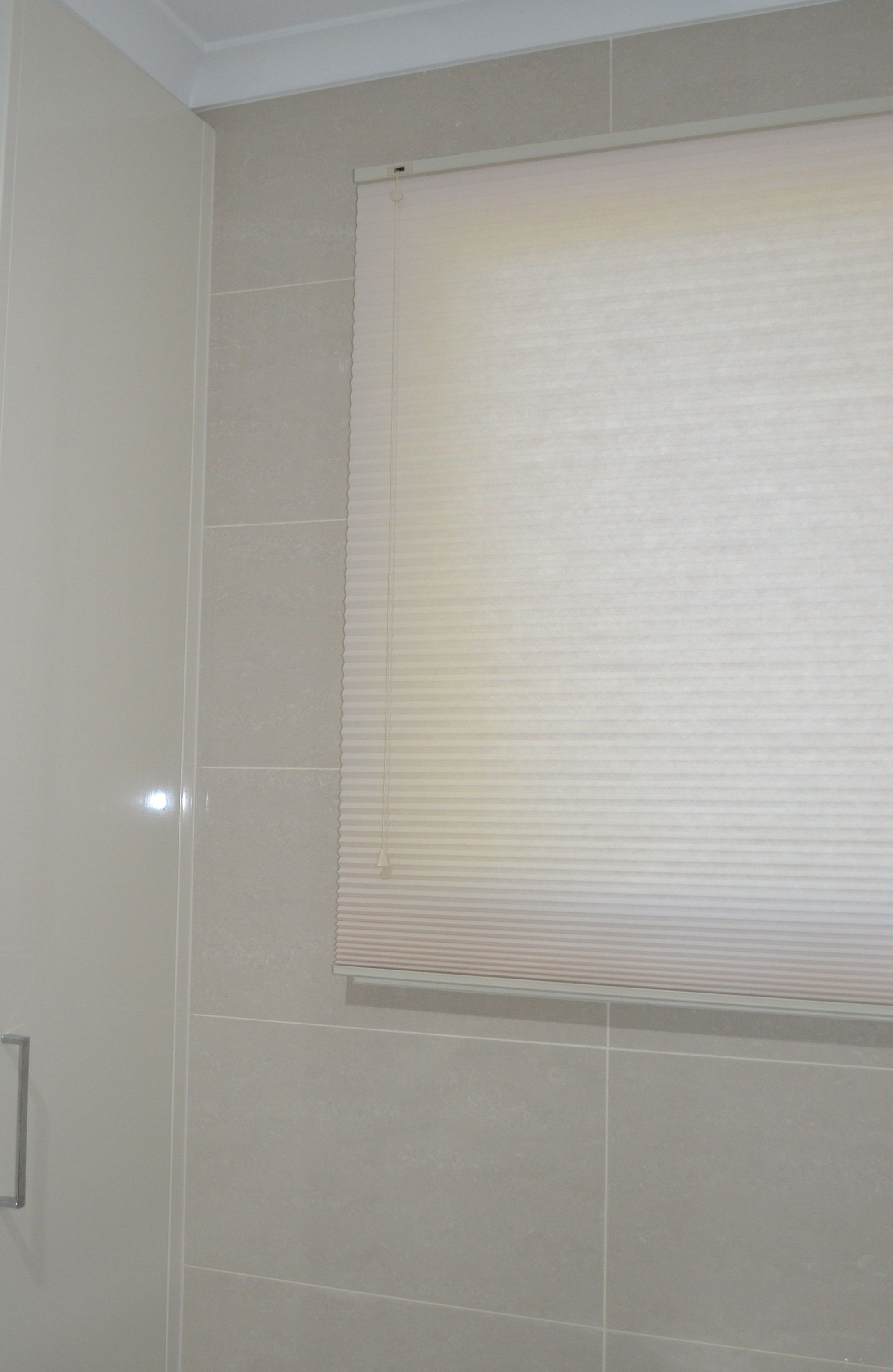Honeycomb Blinds Are Suitable For Wet Areas Bathrooms