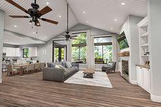 Craftsman House Plan 2802