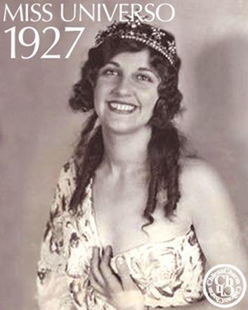 Dorothy Britton -Estados Unidos MISS UNIVERSO 1027