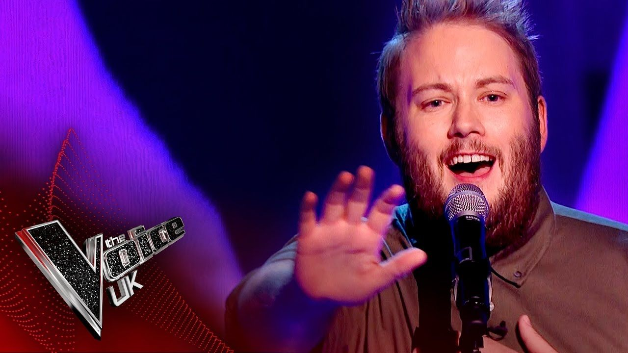 David Jackson Performs All I Want Blind Auditions 3 The Voice Uk 2017 Music Sing Singing Competitions Reality Television