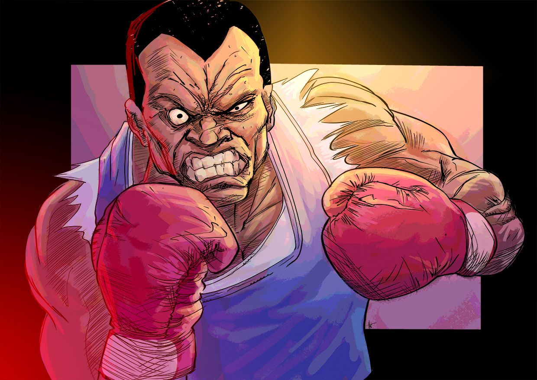Street Fighter: Brazilian Tribute : Foto | Capcom | Street