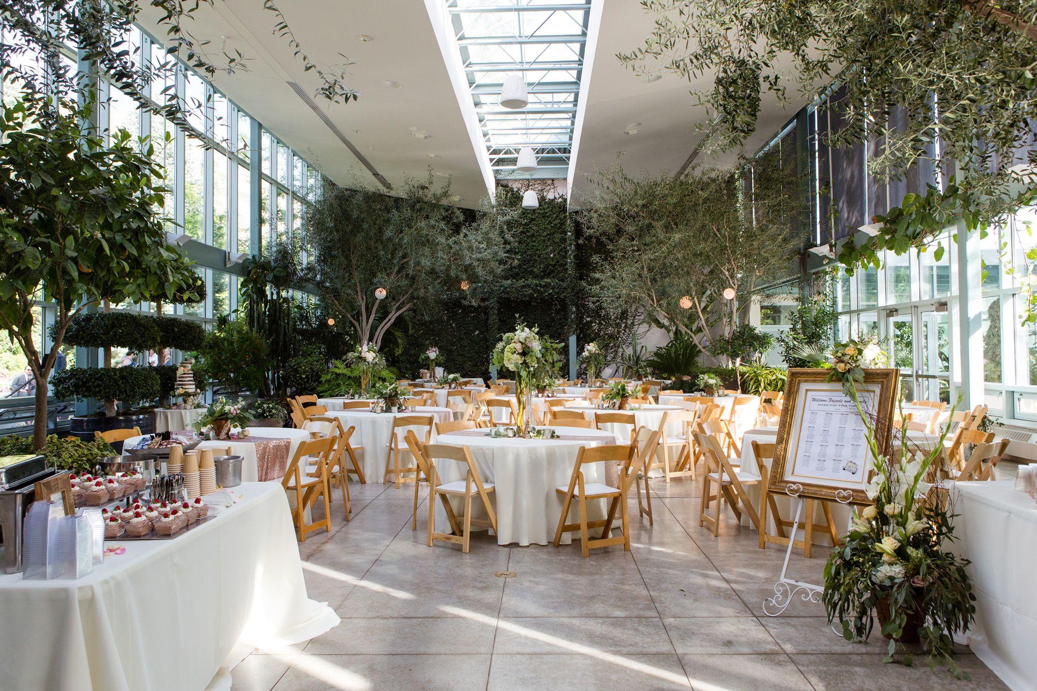 Chelsea Zachary S Red Butte Garden Wedding Indoor Wedding
