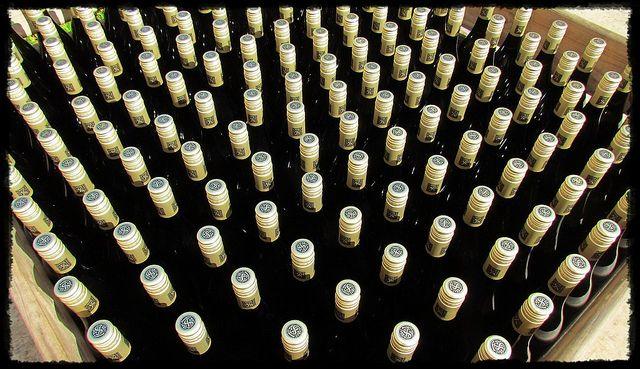 'Bottled' - our 2011 Chardonnay
