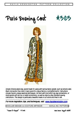 Kayla Kennington Sewingpatterns Com Sewing Patterns Threads Magazine Opera Coat