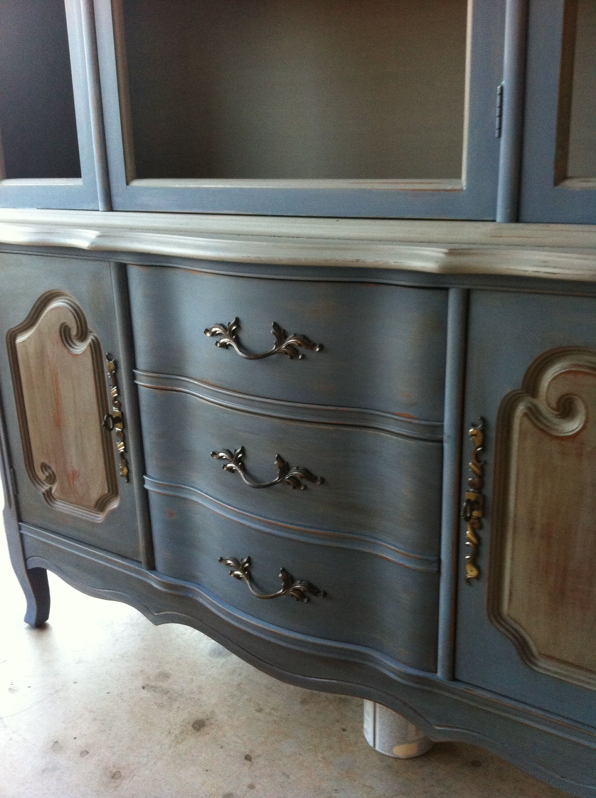 annie sloan old violet and french linen furniture refinishing pinterest annie sloan annie. Black Bedroom Furniture Sets. Home Design Ideas