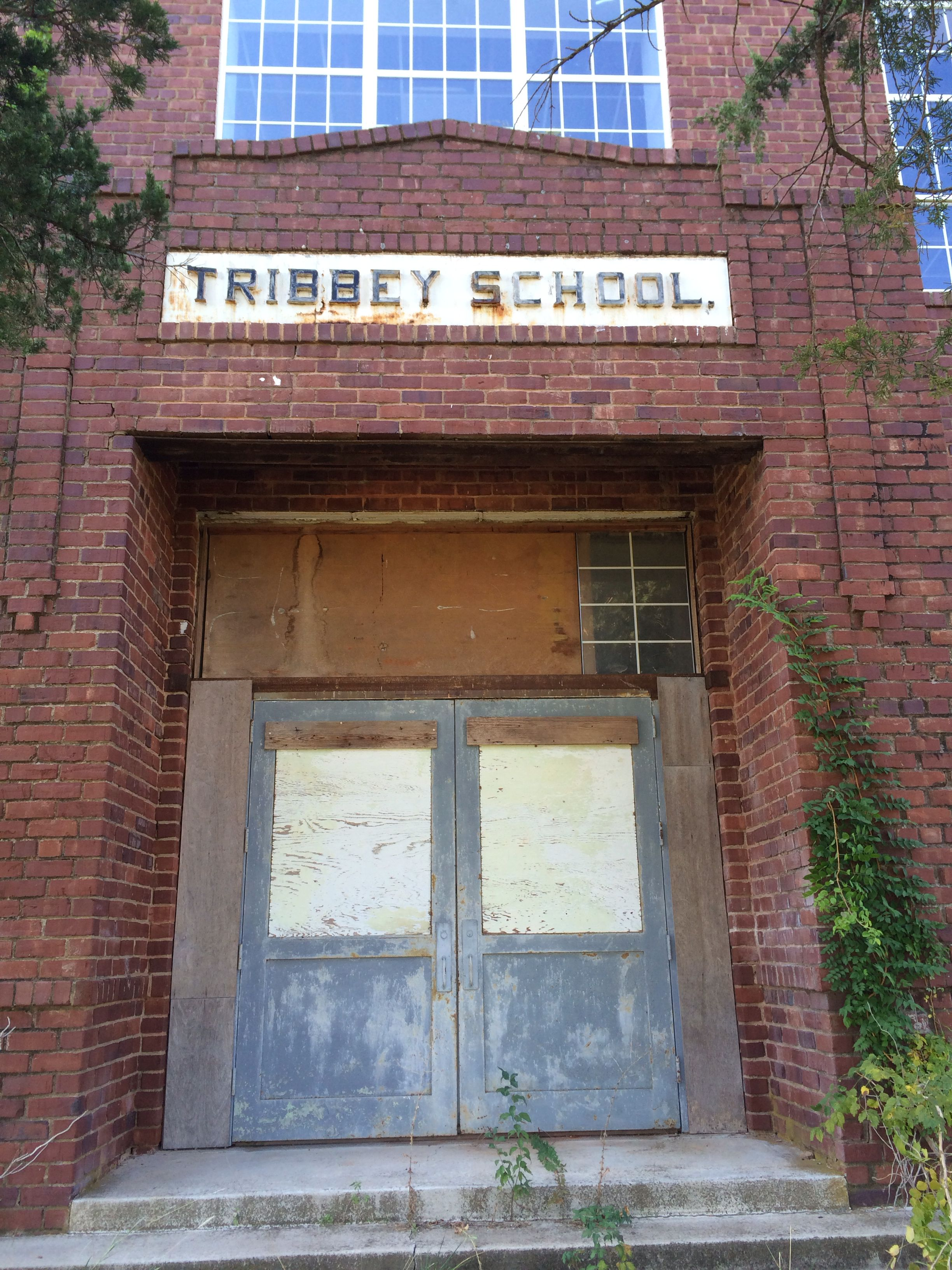 Abandoned School in Tribbey Oklahoma (With images