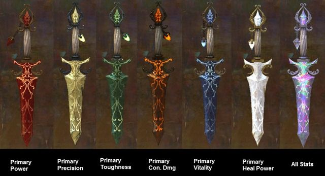 gw2-ascended-dagger (Dulfy, 01/16) | Melee Weapons | Weapons