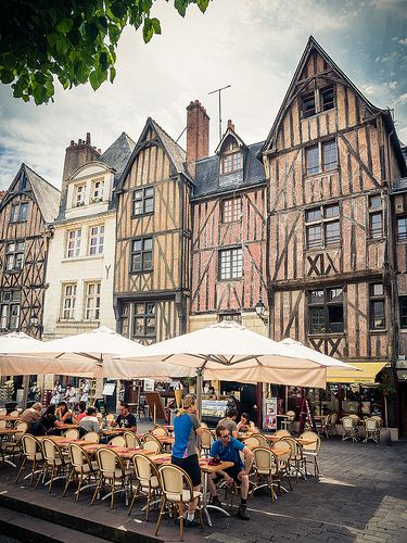 Tours ~ Loire Valley. This is where I lived and studied at L'Institut de…