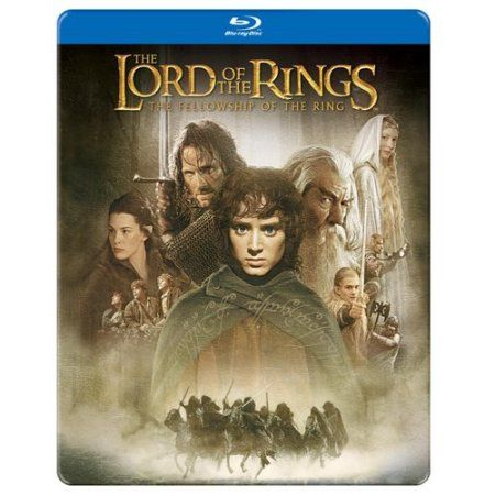 The Lord Of The Rings The Fellowship Of The Ring Blu Ray Walmart Com Seigneur Des Anneaux Film Culte Francais Films Complets
