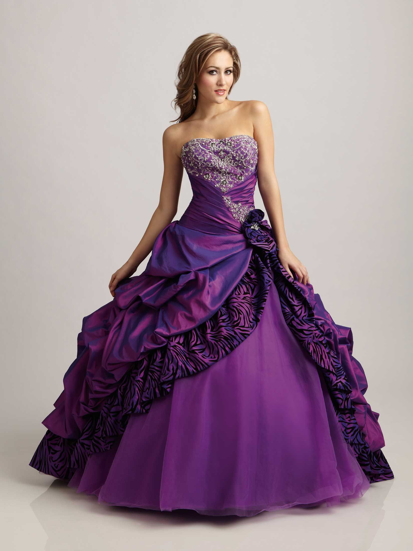 vestidos #debutantes #roxo | Debutantes | Pinterest | Purple dress ...