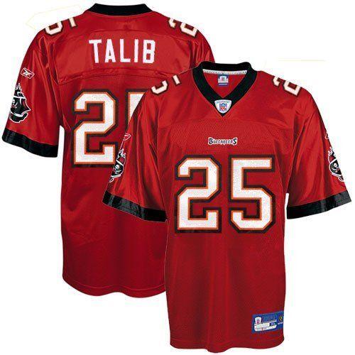 Tampa Bay Buccaneers Talib Aqib 25 Nfl Mens Replica Jersey Red By Reebok 44 95 Nba Jersey Sports Jersey