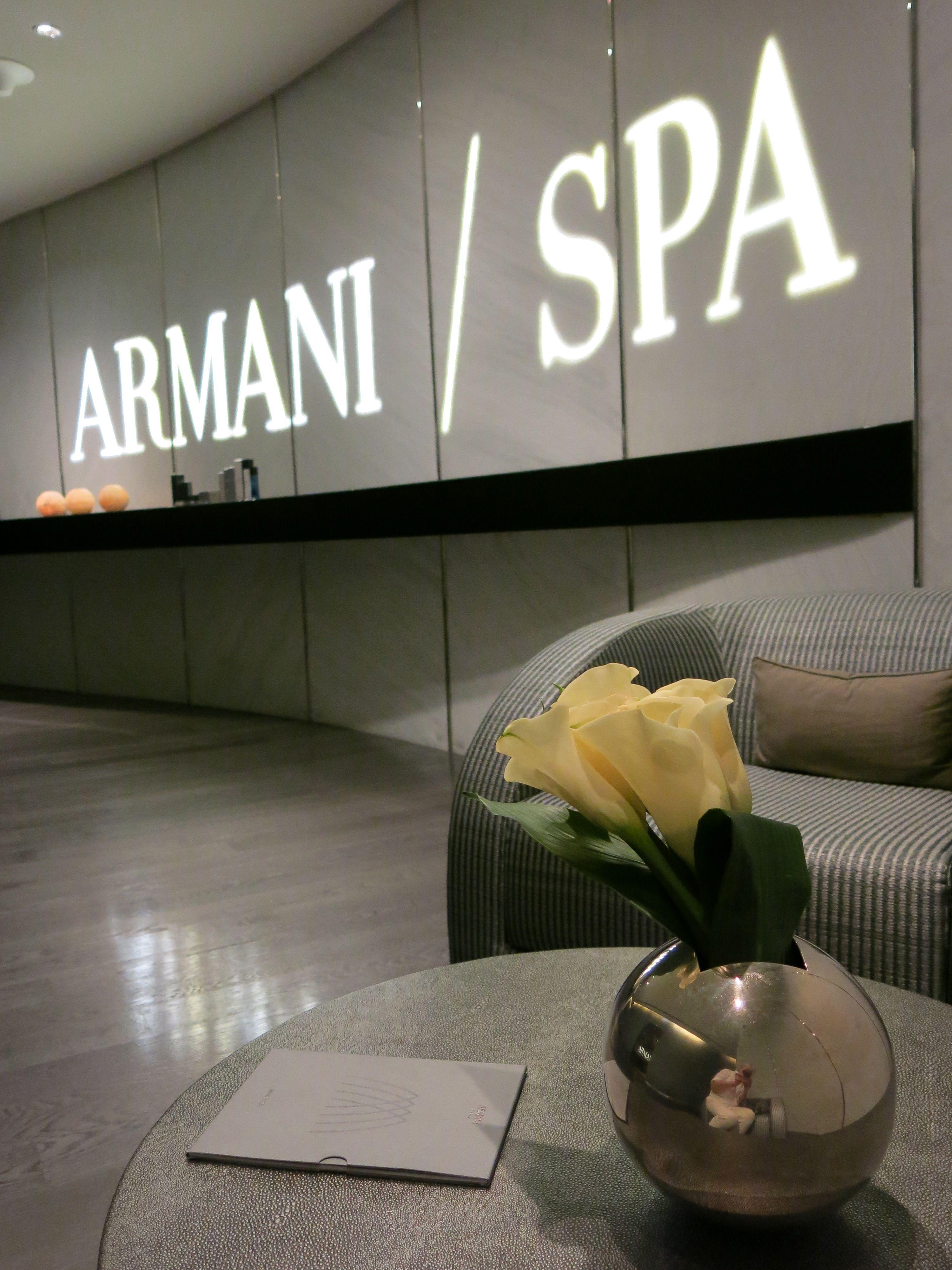 Spa_Armani Hotel_Dubai_UAE