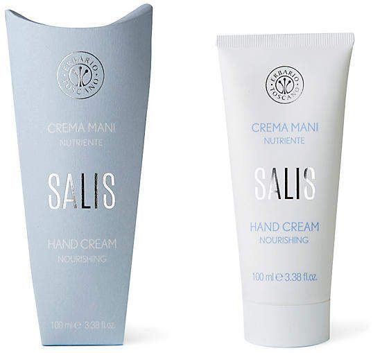 Salis Hand Cream Erbario Toscano White Cream Organic