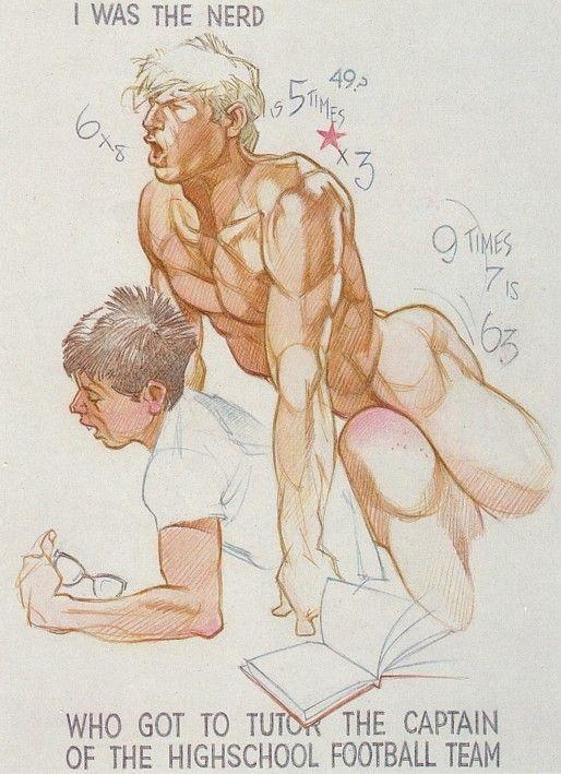 from Fletcher bush cartoon gay harry