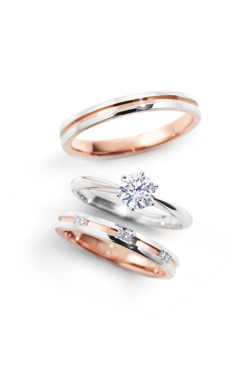 IPRIMO Bridal jewelry Engagement and Ring