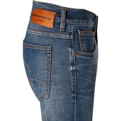 Baldessarini Jeans-Hose Herren, Baumwoll-Stretch, blau Baldessarini