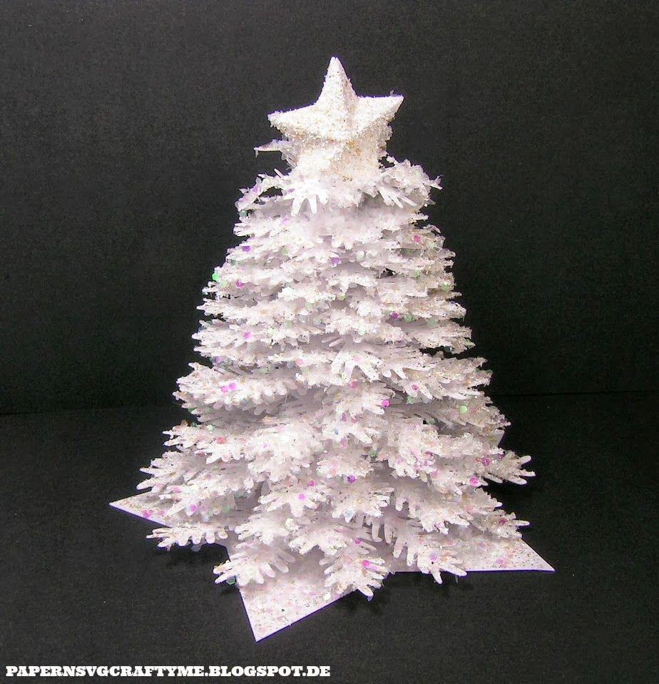 LUANAS 3D CHRISTMAS TREE 3d christmas tree, Paper