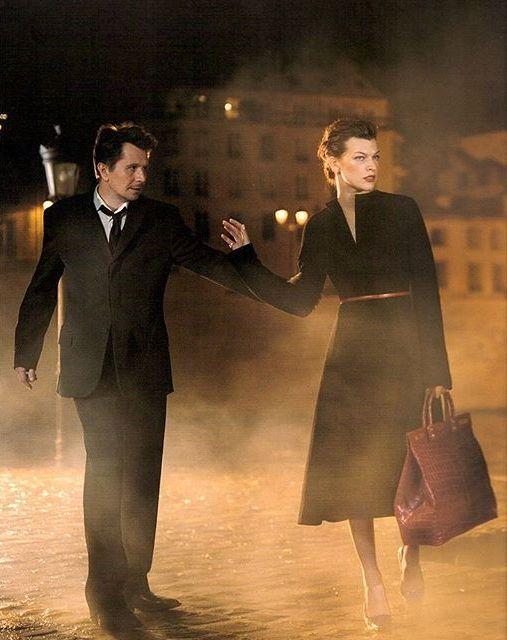 ❤️ Gary Oldman & Milla Jovovich