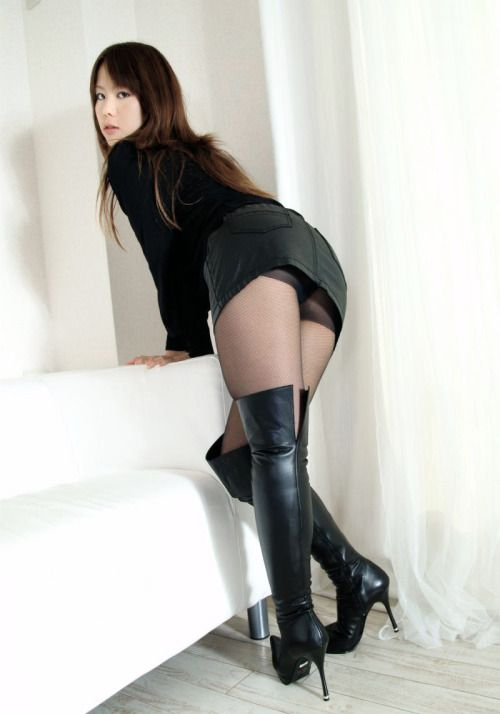 Luxury Sexy As Hell Fashion | Boots | Pinterest | Sexy Boots Asian And Asian Ladies