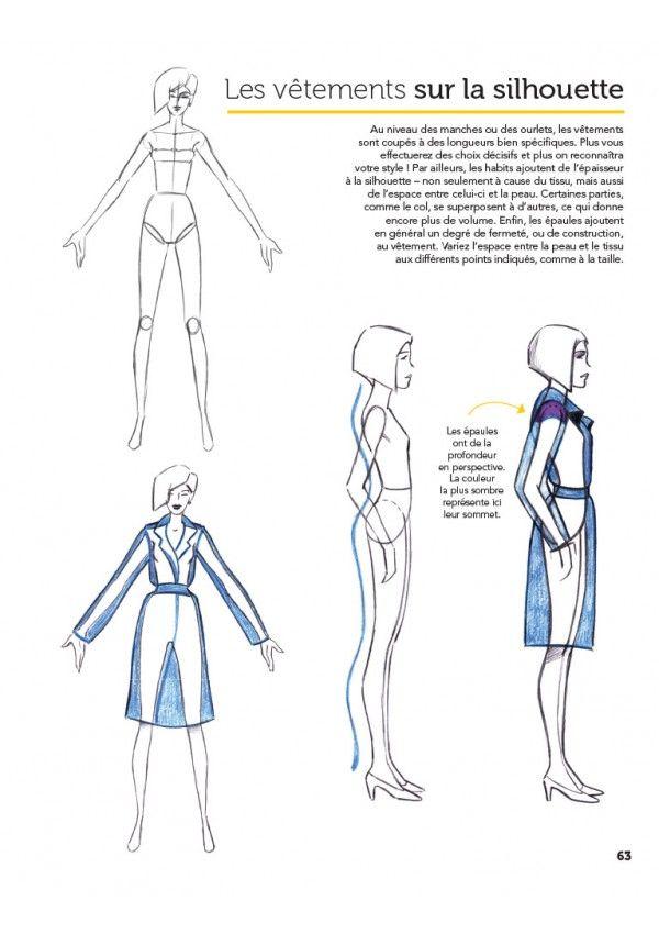 Design de Mode en 2019 Beauxarts avec Saxe Dessin