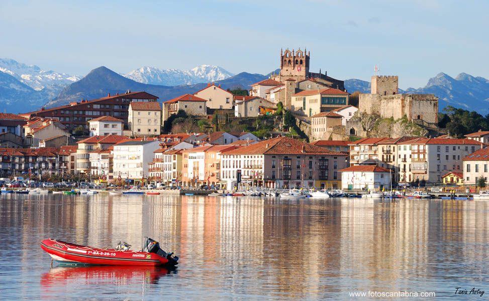 San Vicente Barquera Cantabria Fotos Cantabria Viajar Por España Pueblos De España Picos De Europa