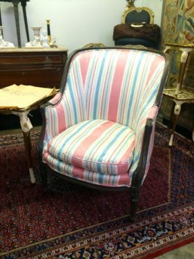lucas world of furniture. French Bergere Chair Dealer #88 $488 Lucas Street Antiques Mall 2023 Dr. Dallas World Of Furniture