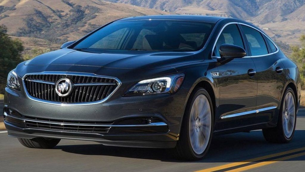 2019 Buick Lacrosse Changes And Price Uscarsnews Pinterest