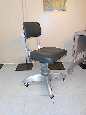 1960 S Goodform Steno Desk Chair Vintage Mid Century Modern All