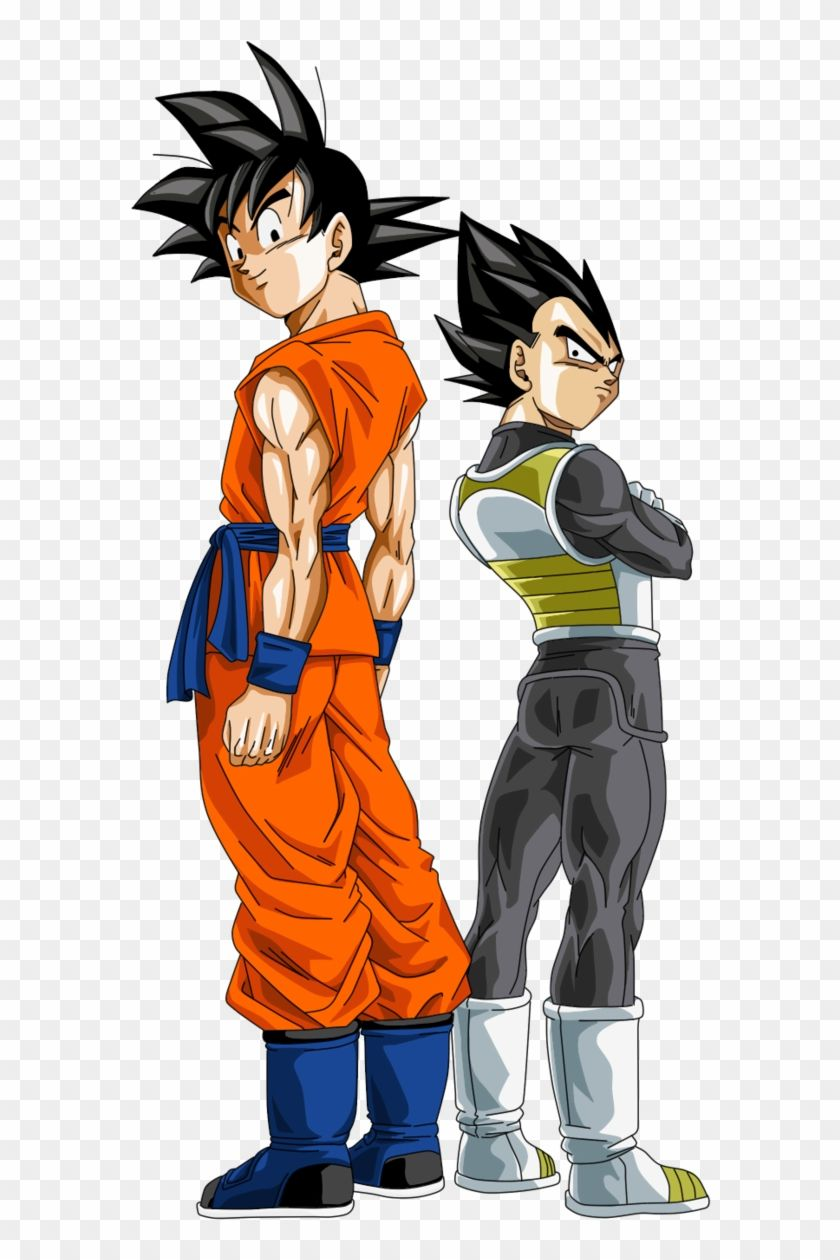 Find Hd Goku E Vegeta Png Vegeta Png Transparent Png To Search And Download More Free Transparent Png Images Goku Dragon Ball Image Vegeta