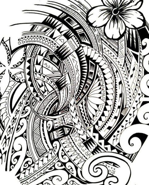 dessin de tatouage a imprimer maori tatouage. Black Bedroom Furniture Sets. Home Design Ideas