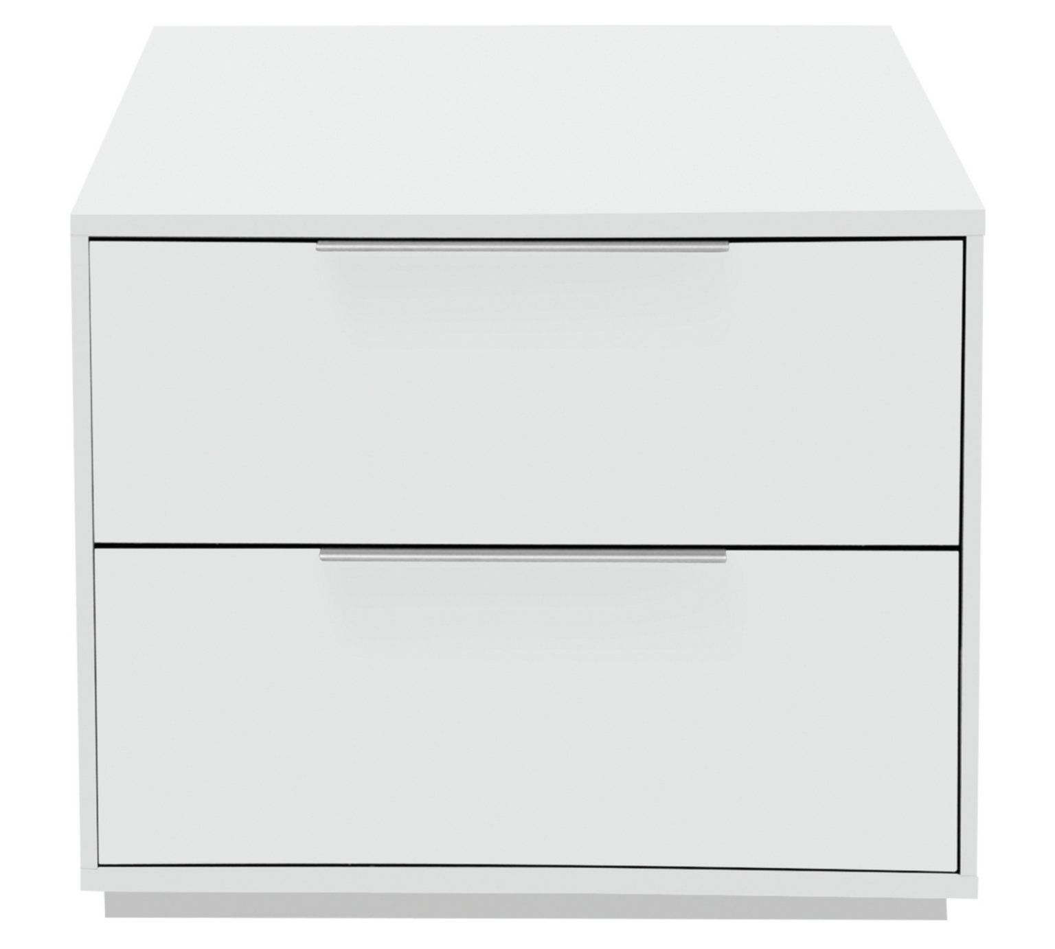 Buy Hygena Bergen Drawer Bedside Chest White At Argoscouk - Argos modular bedroom furniture