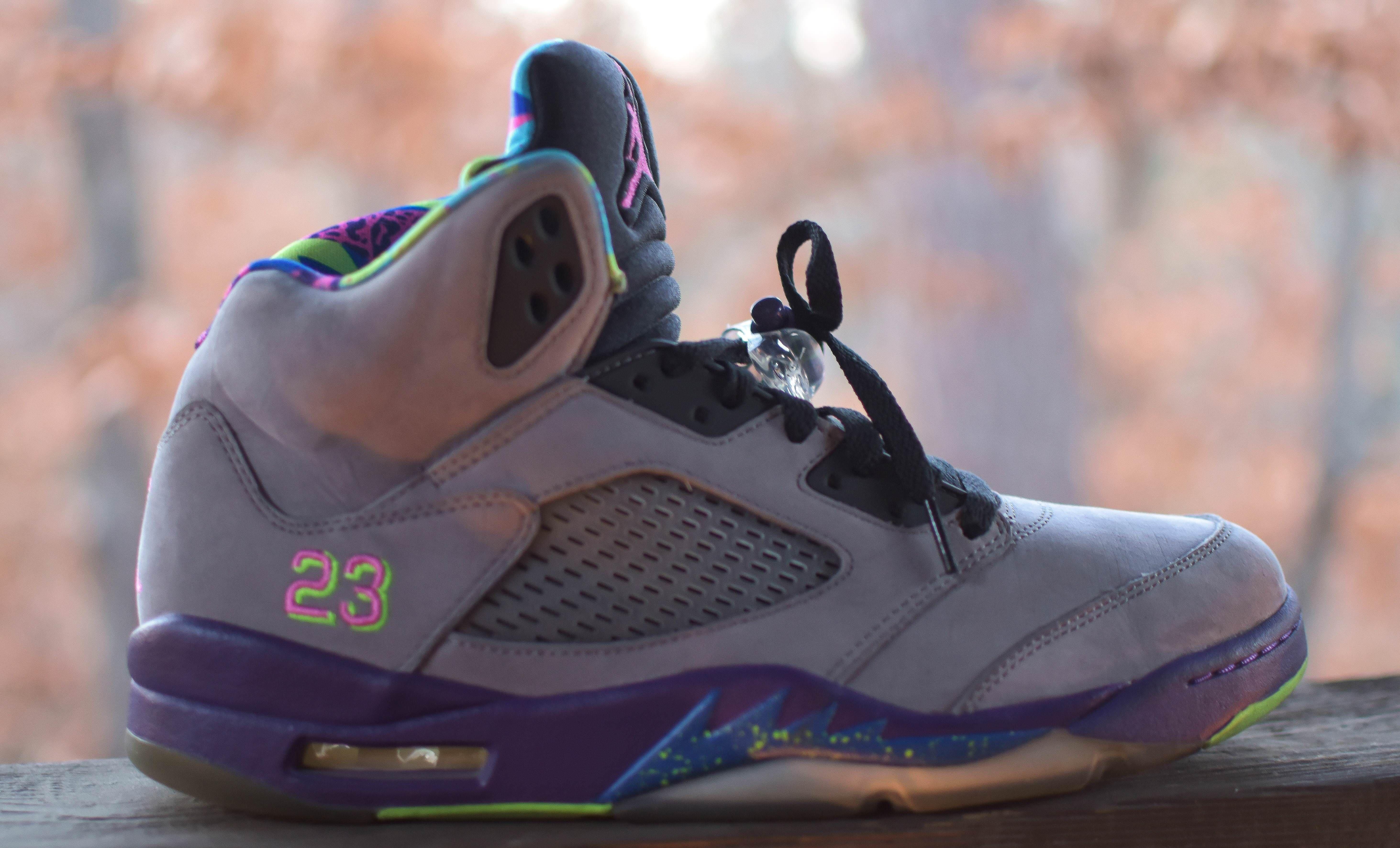 Picked up some Jordan BelAir 5s Air jordan sneaker, Air