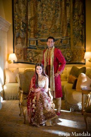 Newport Beach California Indian Wedding By Braja Mandala Grace Ormonde Wedding Style Wedding Style Magazine Indian Wedding Dress