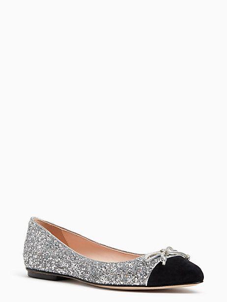 5b5519f29374  katespade  shoes   Flats Outfit