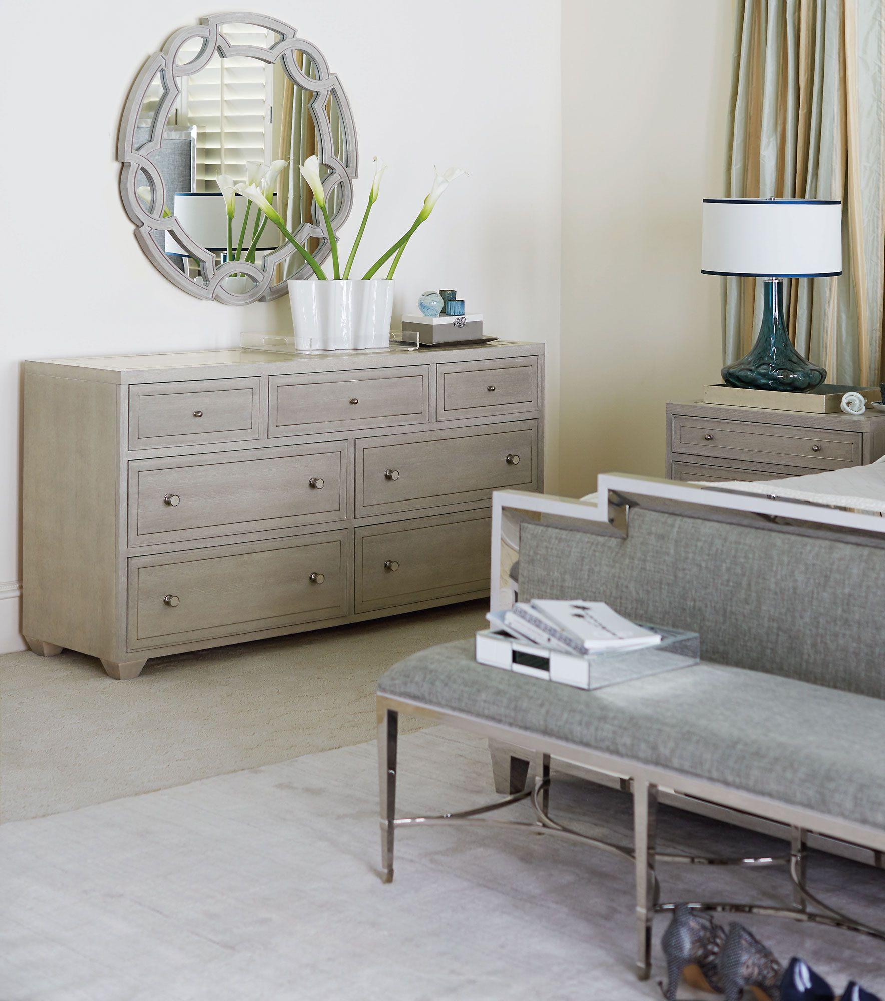 Criteria Bedroom Bernhardt, available through Urban